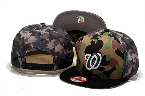 Washington Nationals Hat XDF 150226 073